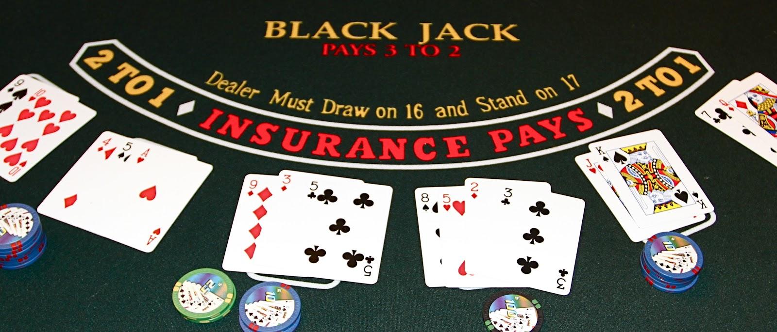 Jugar al blackjack 777